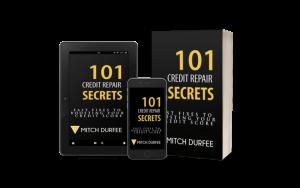 101 Credit Repair Secrets Book