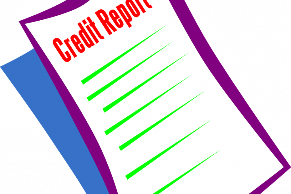 How to adjust your credit report information
