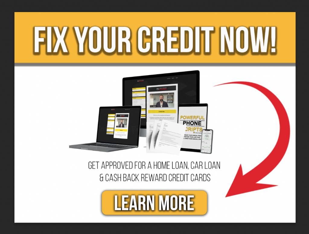Best Credit Repair Course DIY