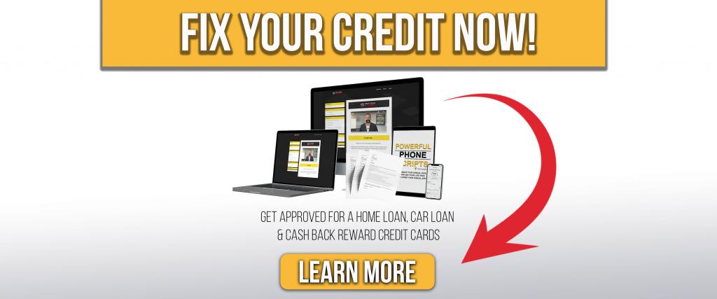 Credit Repair Blueprint Course
