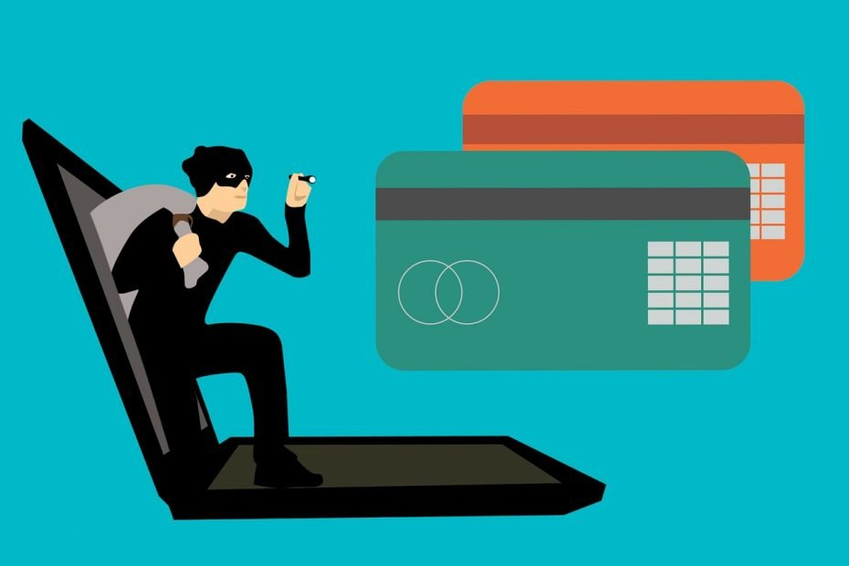 what to do if your credit card hacked
