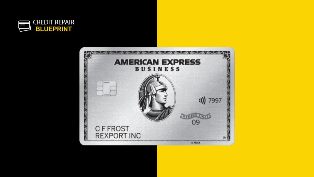 The Credit Repair Blueprint Best Credit Card Amex Business Card