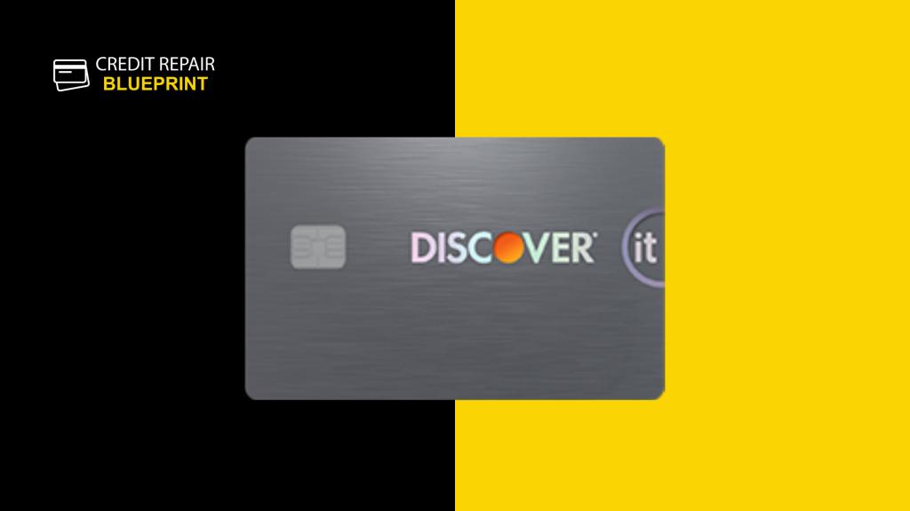 Discover It Cash Back Best Rewards Credit Card