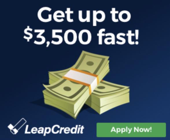 Leap Credit fast money loan
