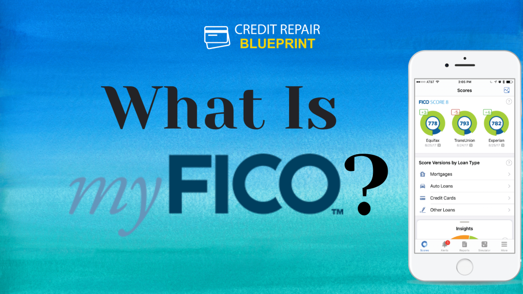 What is myFICO?