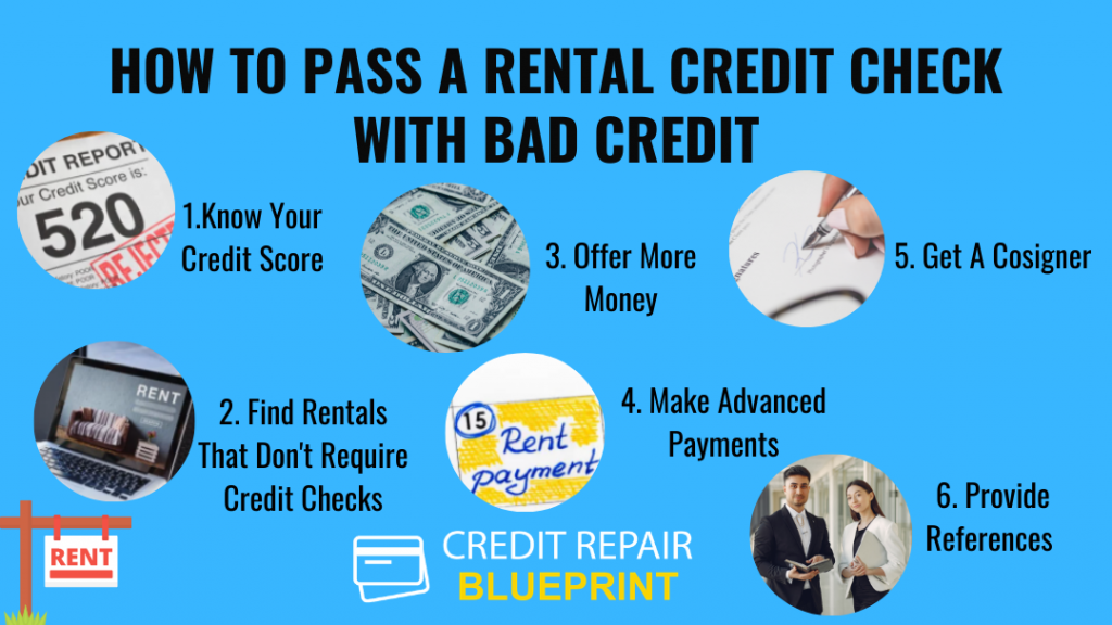 How To Pass A Rental Credit Check