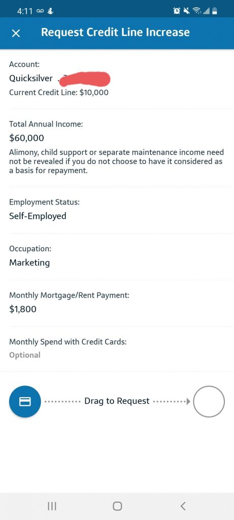 How To Increase Credit Limit with Capital One