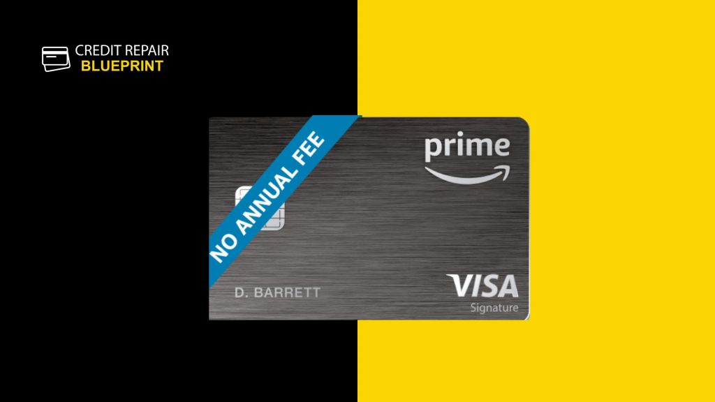 Amazon Prime Rewards Visa Credit Card
