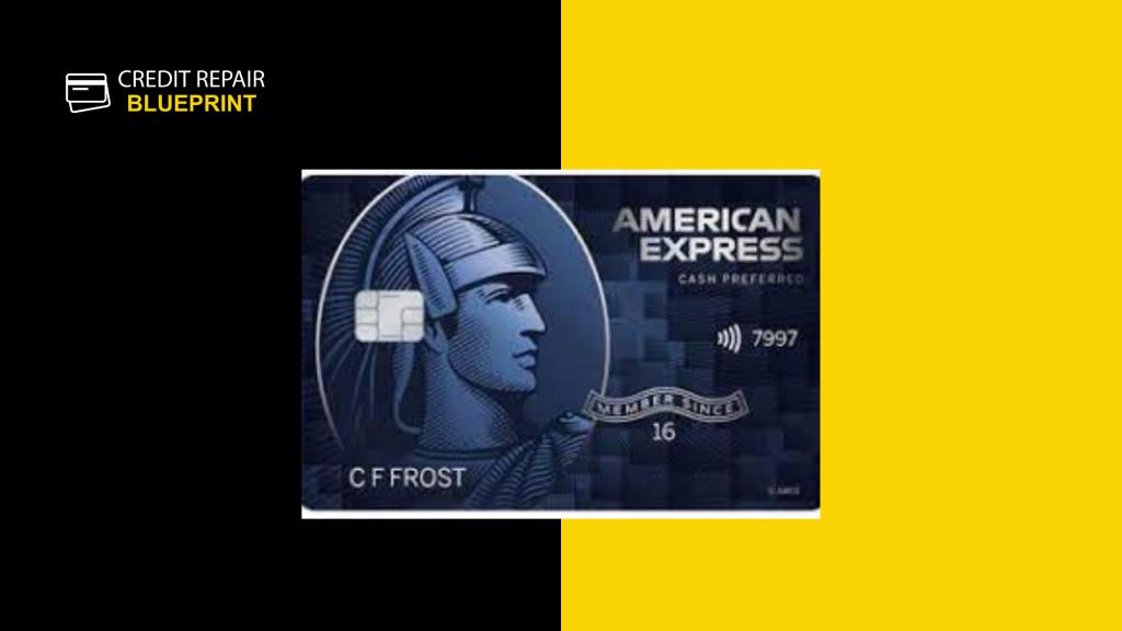 Best Rewards Credit Card American Express Cash Preferred