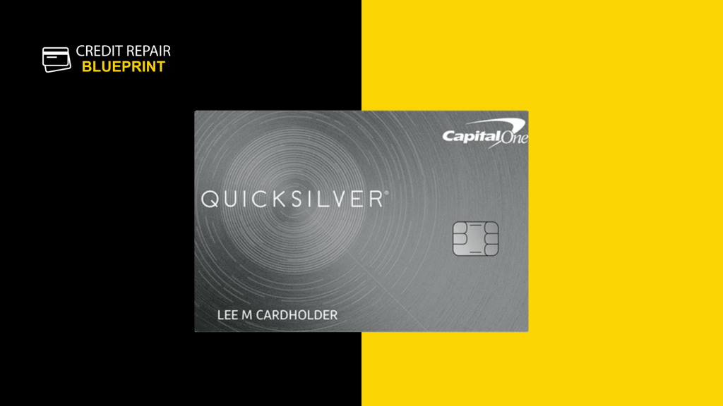 Best Credit Card for Excellent Credit Capital One Quicksilver Credit Card