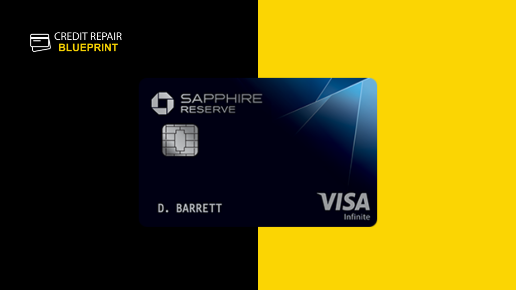 Best Credit Card for Excellent Credit Chase Sapphire Reserve