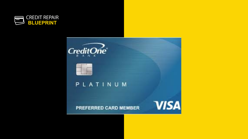 Credit One Bank Platinum Visa Credit Card For Rewards