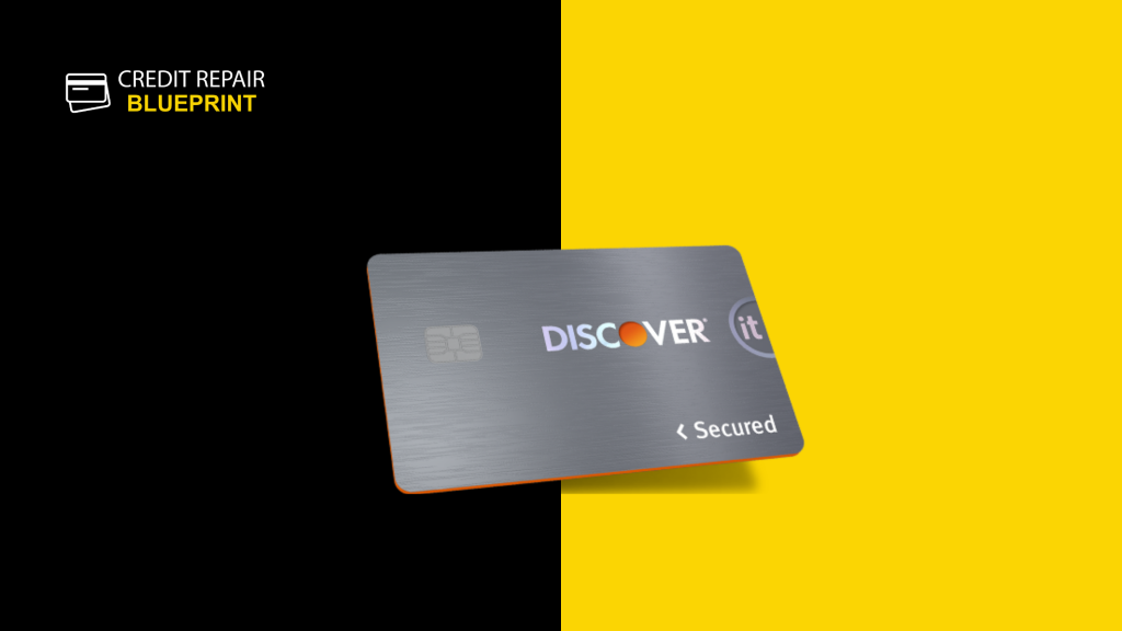 Best Credit Card For Fair Credit - Discover It Secured