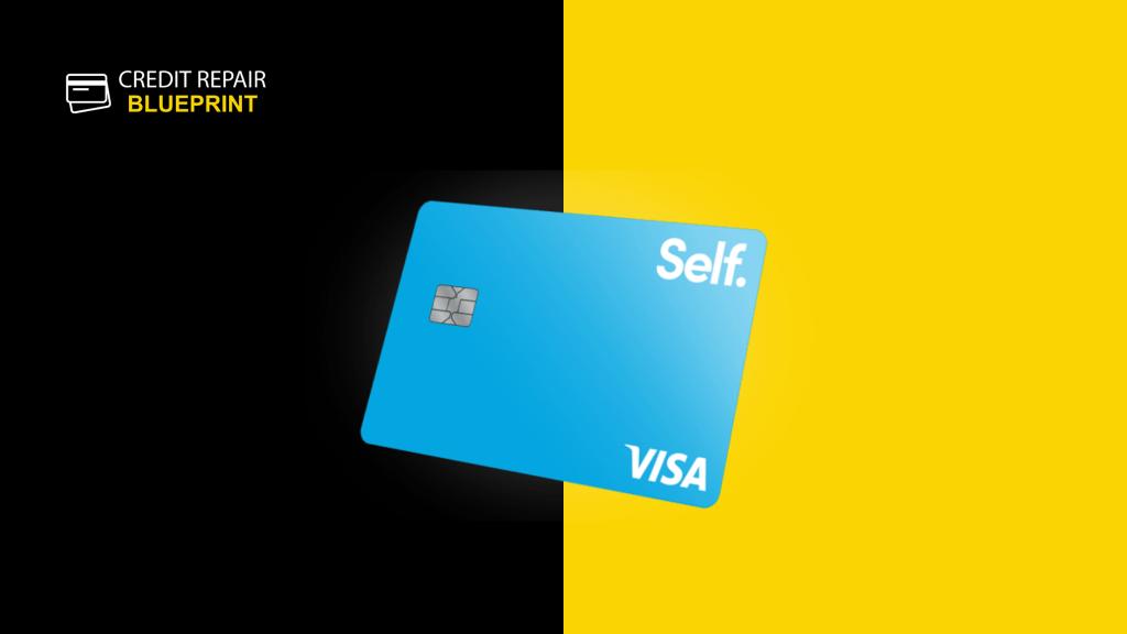 Best Credit Card for Bad Credit Self Credit Builder Credit Card