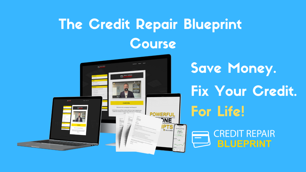 Credit Repair Course - The Credit Repair Blueprint