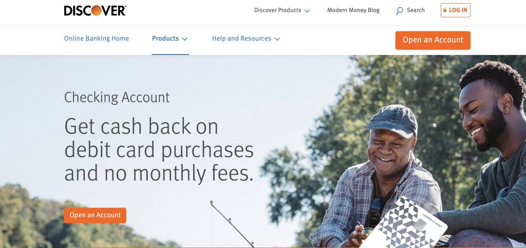 Discover Checking Account for bad credit