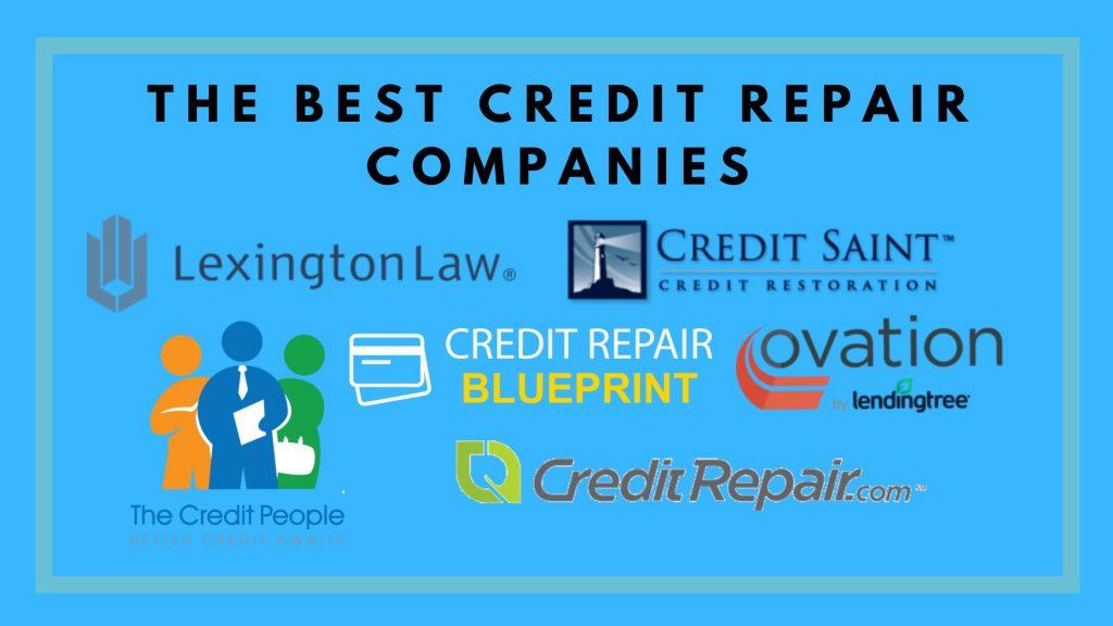 The Best Credit Repair Companies