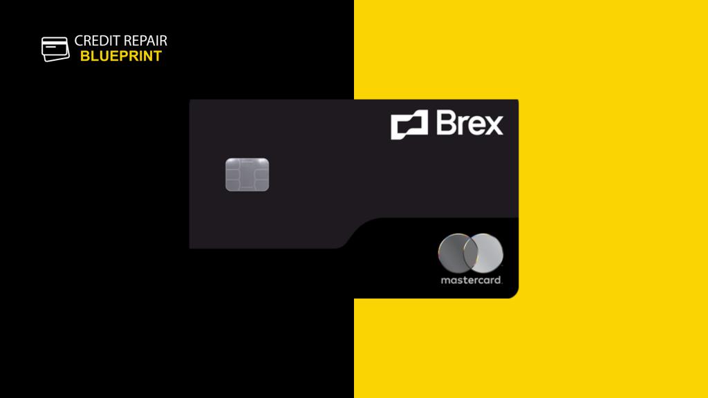 Brex card- best business credit card for bad credit