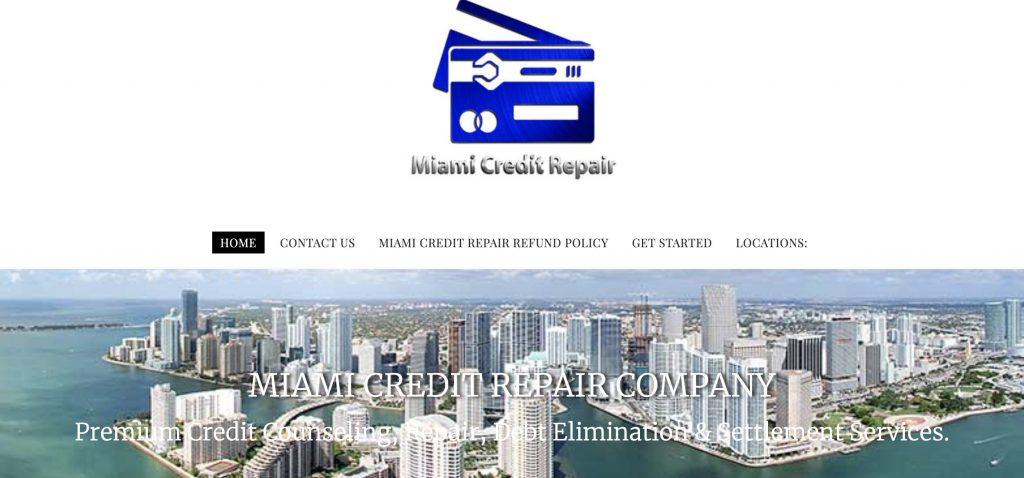 Credit Repair Miami- The Credit Repair Blueprint