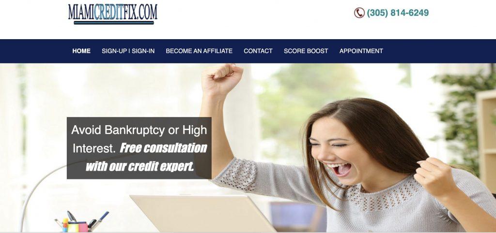 Miami Credit Fix - The Credit Repair Blueprint Best Credit Repair in Miami