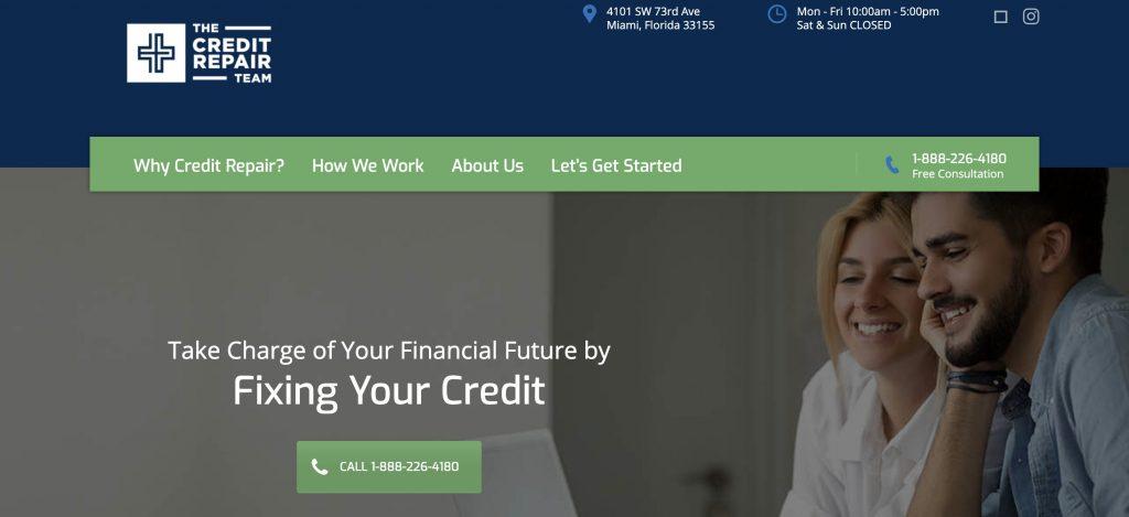 The Credit Repair Team - Best Credit Repair in Miami
