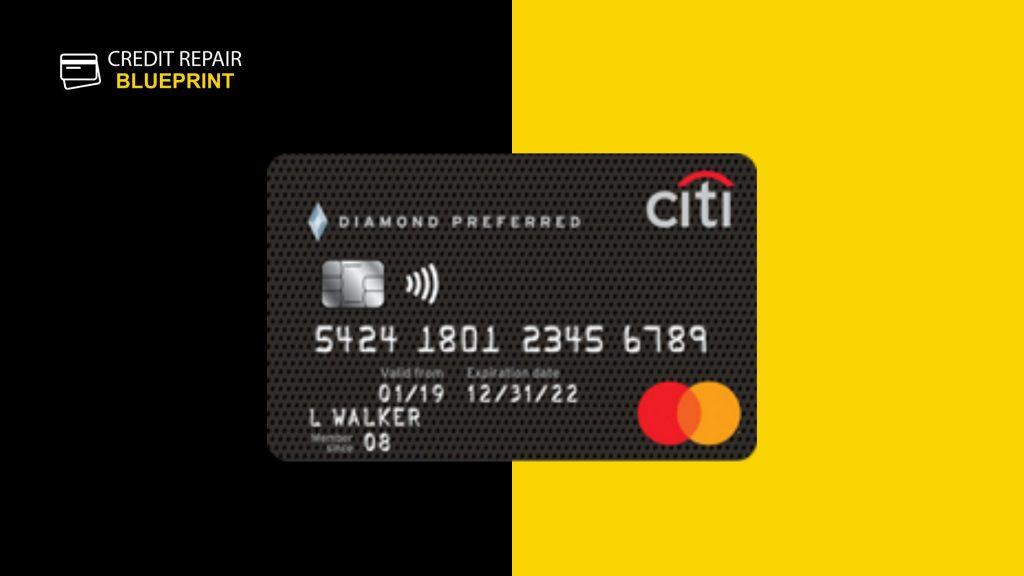 Citi Diamond Preferred Credit Card - Best Balance Transfer Credit Card