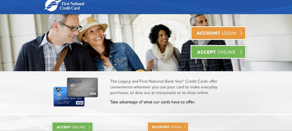How to apply for the Legacy Visa Credit Card?