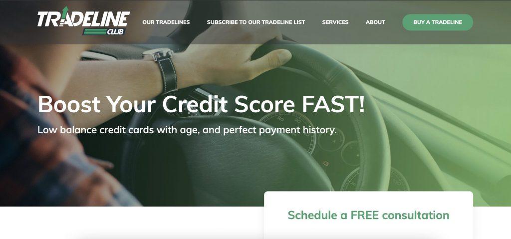 Tradeline Club - The Credit Repair Blueprint
