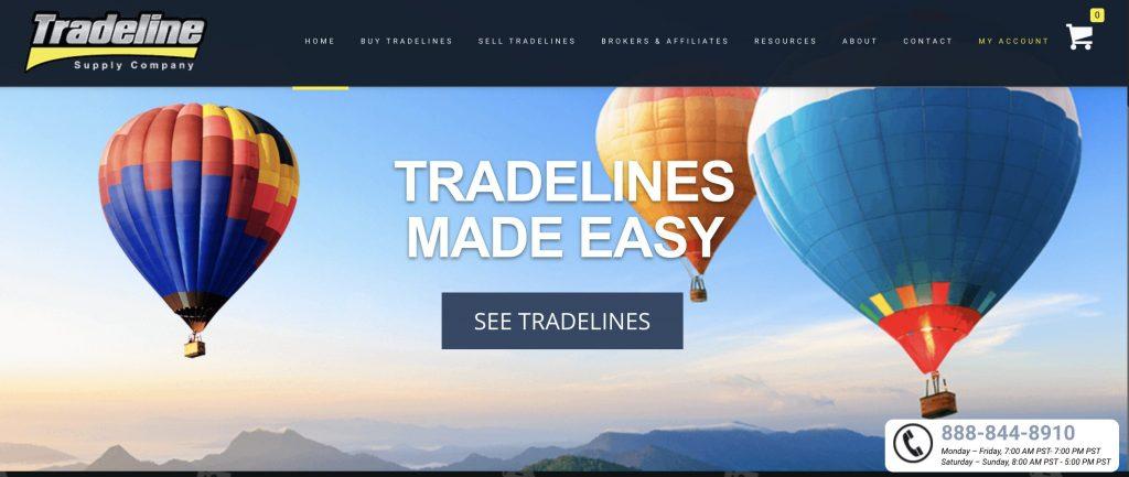 Tradeline Supply Company- Best Tradeline Company