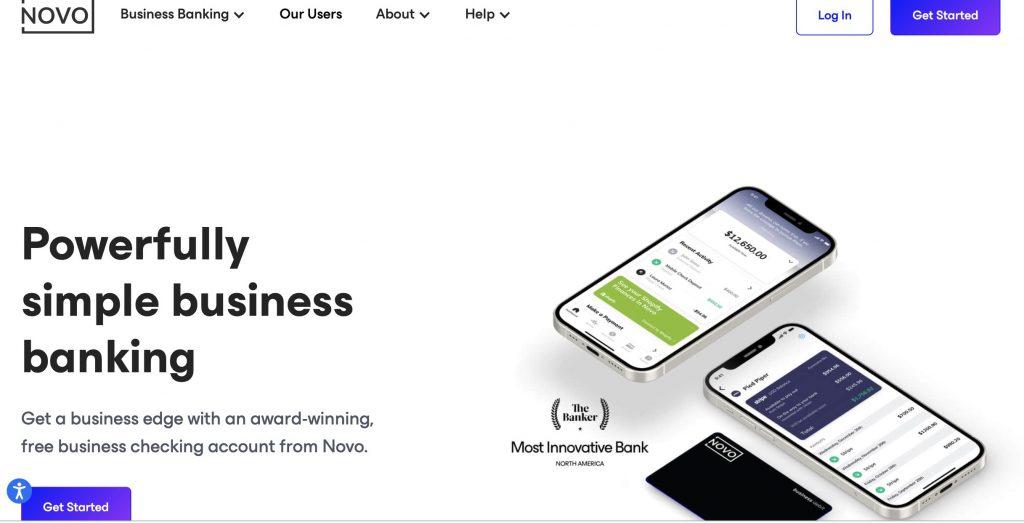 Best Business Banking Account Bank Novo