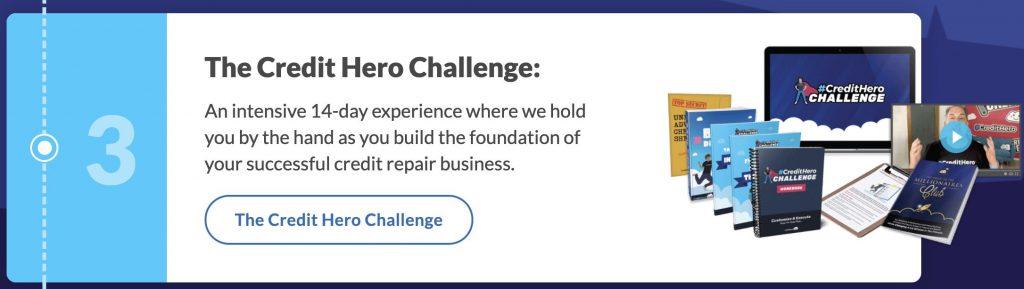 Credit Hero Challenge