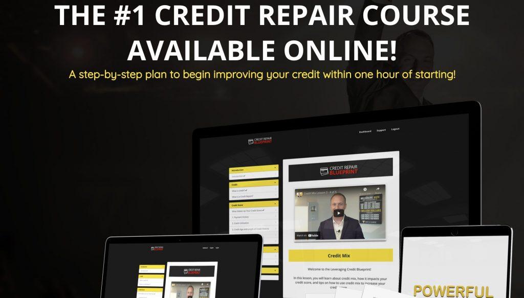 Credit Repair Blueprint - Best Credit Repair Course