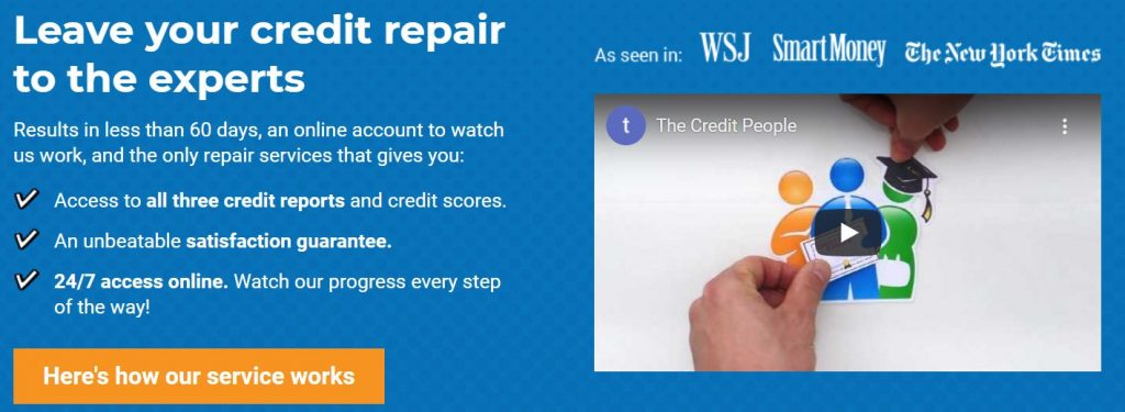 the credit people experts